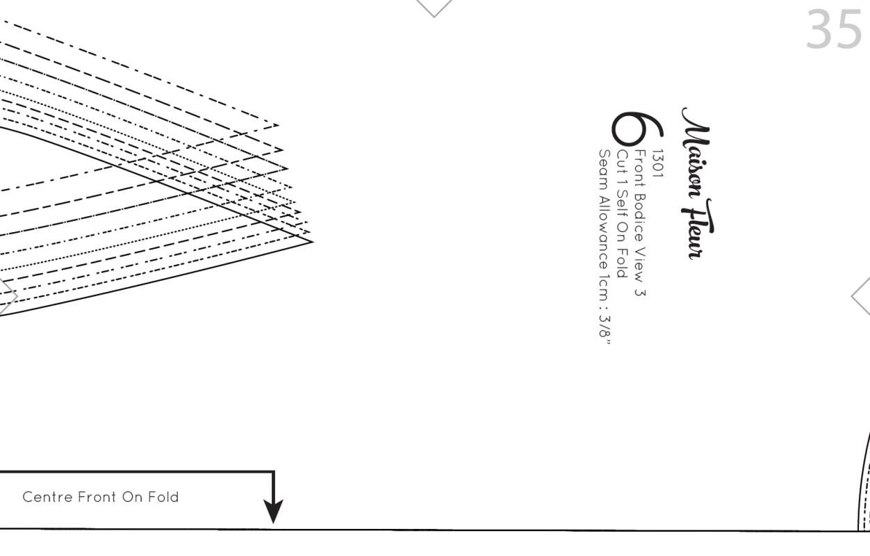 1301 summer blouse pdf pattern maison fleur 1301 summer blouse pdf pattern jeuxipadfo Images